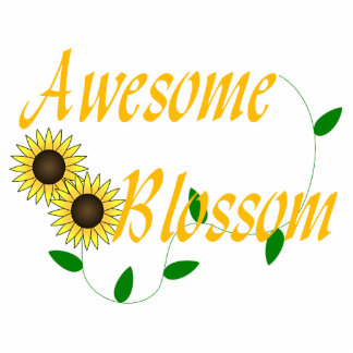 Awesome Blossom Photo Cut Out