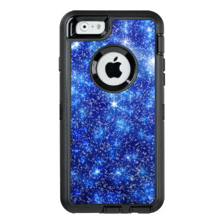 Awesome Blue Design OtterBox Defender iPhone Case