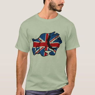 Awesome British Bulldog T-Shirt
