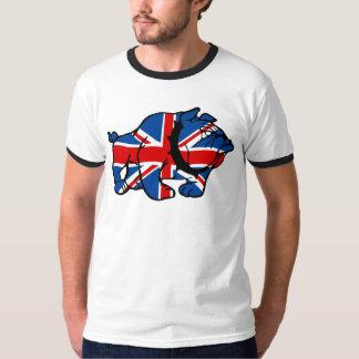 Awesome British Bulldog T-Shirt