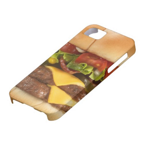 Awesome Burger iPhone Case iPhone 5 Cover