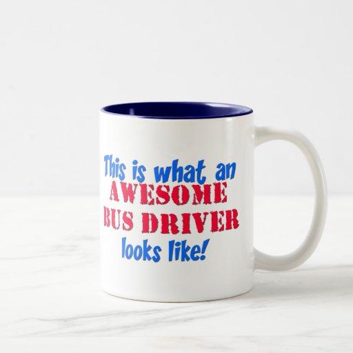 Awesome Bus Driver Mug