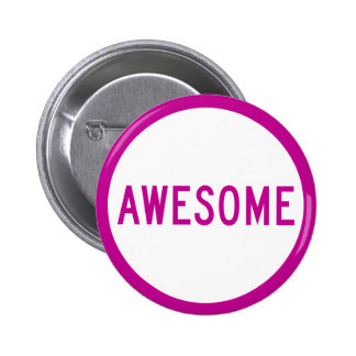 AWESOME Button - Make a Statement!