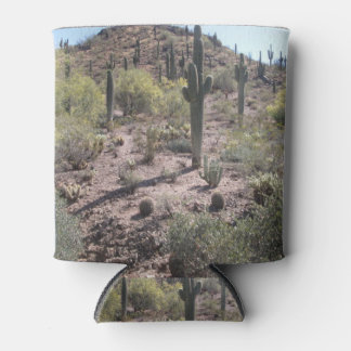 Awesome Cactus Garden Can Cooler