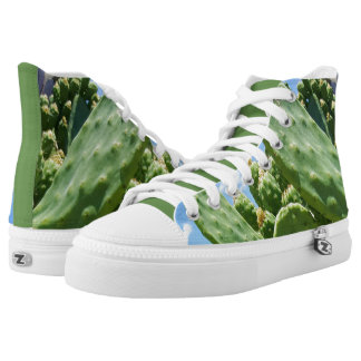 AWESOME CACTUS HIGH TOPS