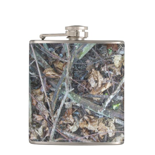 Awesome Camo Flask! Hip Flask