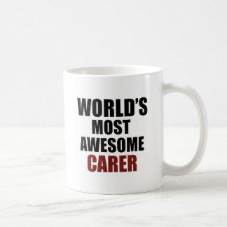 Awesome CARER designs Coffee Mug