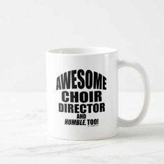 Awesome Choir Director Classic White Coffee Mug