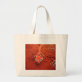 Awesome Circuit Board Canvas Bags