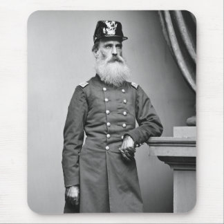 Awesome Civil War Beard, 1860s Mouse Pad