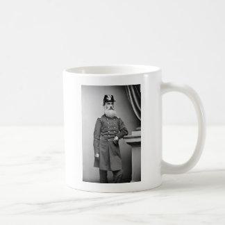 Awesome Civil War Beard, 1860s Coffee Mugs