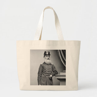 Awesome Civil War Beard, 1860s Jumbo Tote Bag