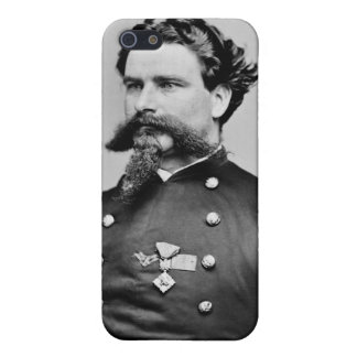 Awesome Civil War Goatee, 1860s iPhone 5 Covers