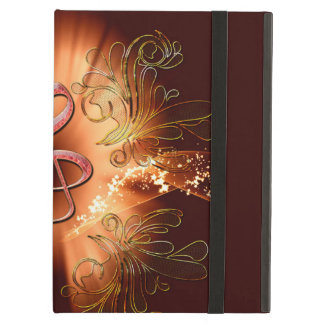 Awesome clef with light effects 10 iPad air cover