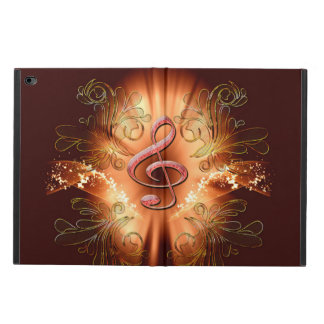 Awesome clef with light effects powis iPad air 2 case