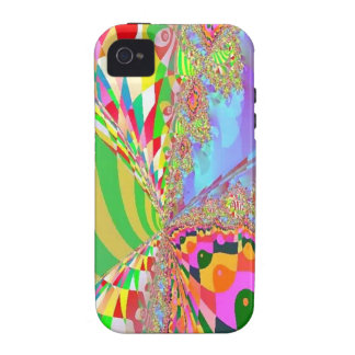 Awesome Colorful Landscape iPhone 4 Case
