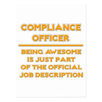 Compliance gifts on zazzle uk - Compliance officer position description ...