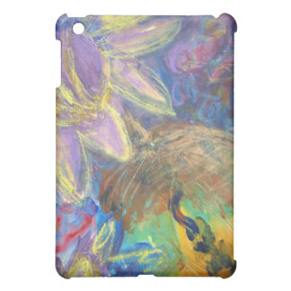Awesome Contemporary Abstract Painting by Zona Cover For The iPad Mini