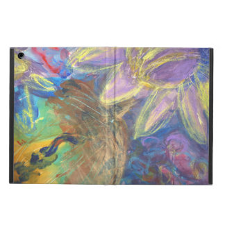 Awesome Contemporary Abstract Painting by Zona iPad Air Covers