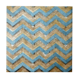 Awesome cool chevron zigzag pattern tile