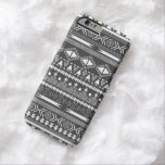 Awesome Cool trendy Aztec tribal Andes pattern Barely There iPhone 6 Case
