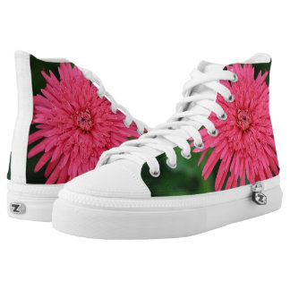Awesome coral flower Shoes