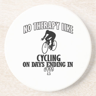 Awesome Cycling DESIGNS Sandstone Coaster