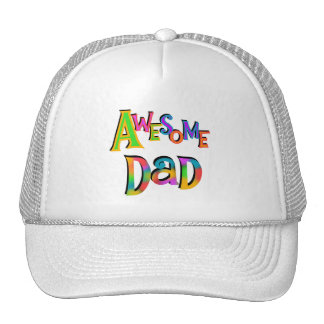 Awesome Dad T-shirts and Gifts Hats