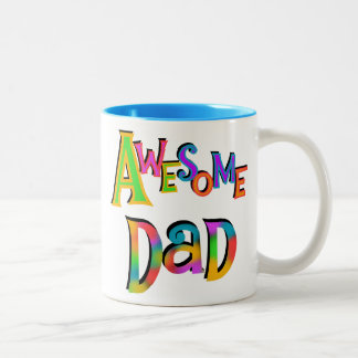 Awesome Dad T-shirts and Gifts Coffee Mugs
