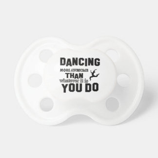 Awesome Dancing designs BooginHead Pacifier