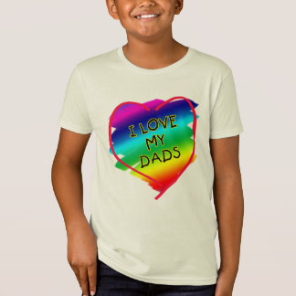 Awesome Design for Gay Dads T-Shirt