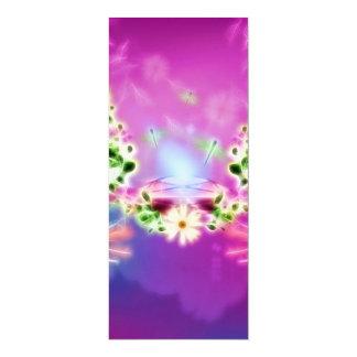 Awesome diamond 10 cm x 24 cm invitation card