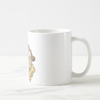Awesome Dog Classic White Coffee Mug