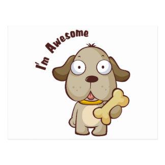 Awesome Dog Postcards