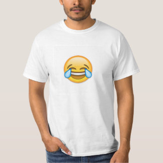 Awesome Emoji Shirt Adult Men's Small!