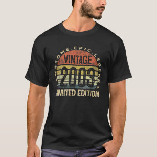 Awesome Epic Legend Vintage 2003 Limited Edition 1 T-Shirt