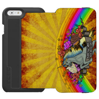 """""""Awesome Explosion"""" Incipio Watson™ iPhone 6 Wallet Case"""