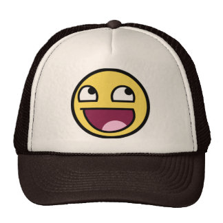 Awesome Face Cap