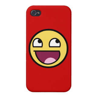 Awesome Face Cases For iPhone 4