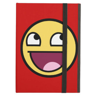 Awesome Face Cover For iPad Air