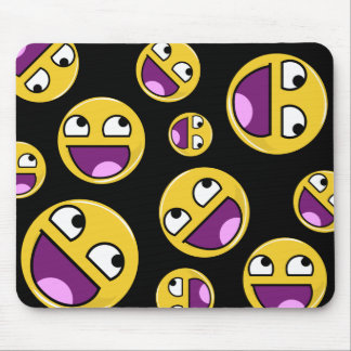 Awesome Face Internet Meme Mouse Mat