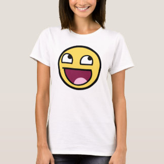 Awesome Face Ladies Top