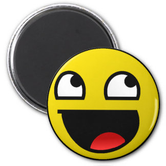 Awesome Face! Magnet