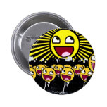Awesome Face Pin