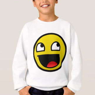 Awesome Face! Sweatshirt
