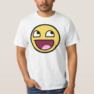 Awesome Face Value T-Shirt