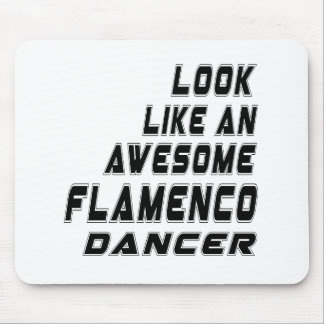 awesome Flamenco dance Mouse Pad