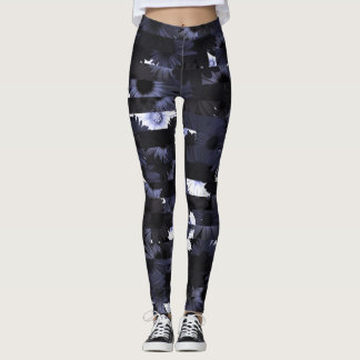Awesome floral Romance Leggings
