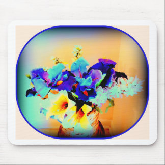 Awesome Flower Arrangement Photo Image Design Mouse Pad