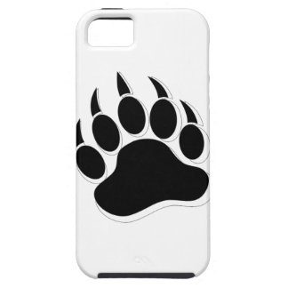 Awesome Gay Bear claw B&W 3D effect Tough iPhone 5 Case